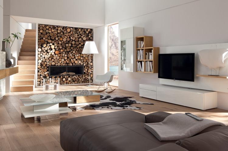 Moderne Wohnzimmermöbel - Die Linien Now! by Hüls