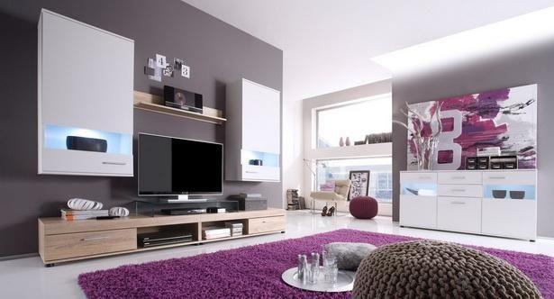 Wohnzimmermöbel modern, Moderne Wohnzimmermobel Kommoden Hochglanz .