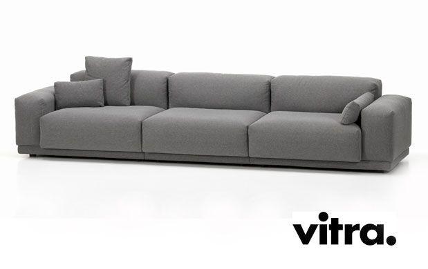VITRA PLACE SOFA (Design Jasper Morrison 2008) (mit Bildern .