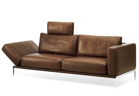 Modernes bequemes Sofa