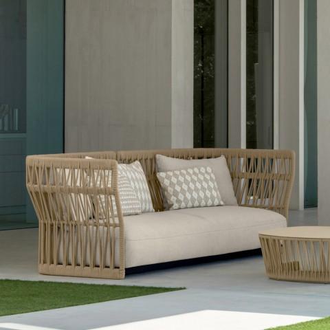 Modernes Gartensofa