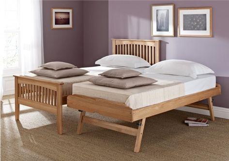 Modernes Trundle Bett