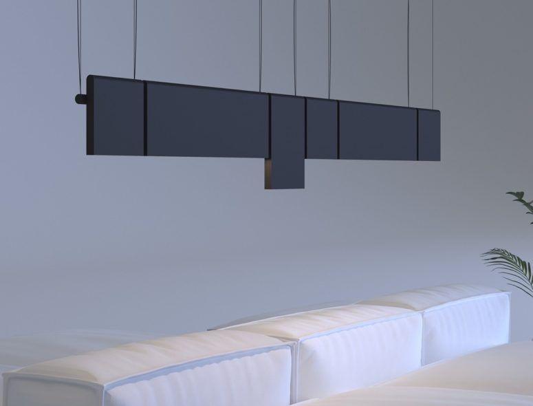 Ultra Moderne Achse Modulare Beleuchtung von SVOYA | Beleuchtung .