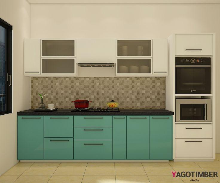Modulare Küche Küchendesign | Kitchen design, Kitchen cabinets .