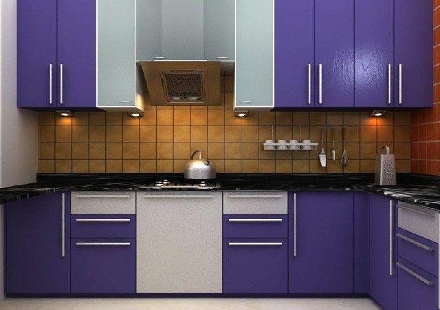 Die 41 Besten Lila Modulare Küche | Küche zusammenstellen, Küche .