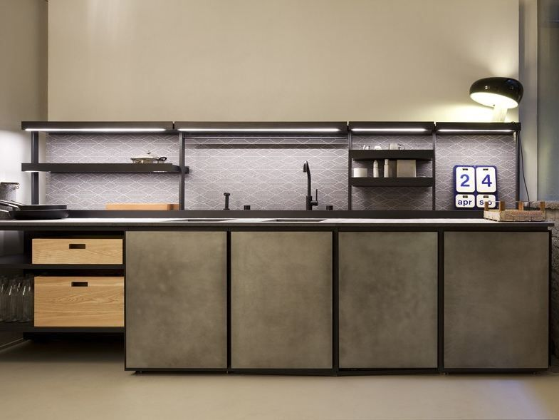 Modulare Küche SALINAS by Boffi | Design Patricia Urquiola .