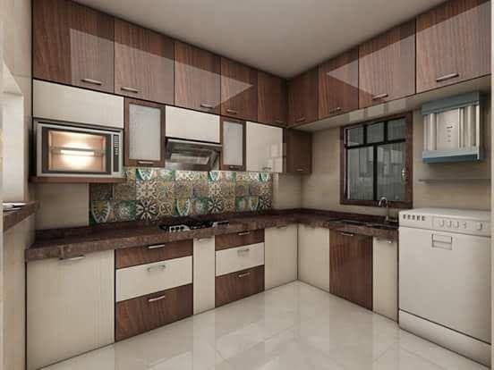modulare Küche entwirft Fotos | Kitchen wardrobe design, Kitchen .