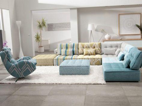 Top Small Modular Schnitt Sofa   Sofa design, Zimmergestaltung und .