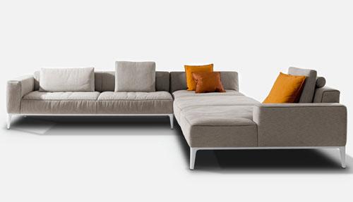 Tailor Made Modular Sofa by Studio Segers for Indera - Design Mi