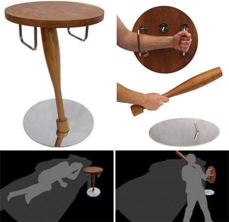 Ein Nachttisch zur Selbstverteidigung - Win Bild | Diy home .