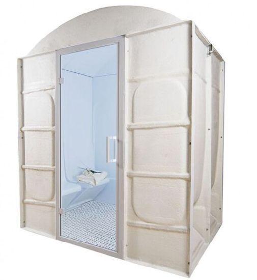 China 6 Leute-Gebrauch-Dampf-Raum-nasse Sauna für Verkauf – Kaufen .