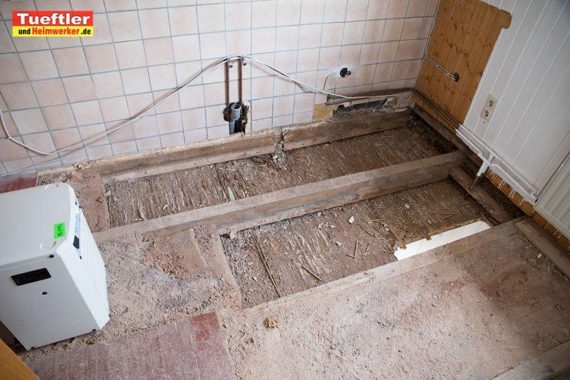 Wasserschaden - wie Räume trocknen?Tueftler-und-Heimwerker.