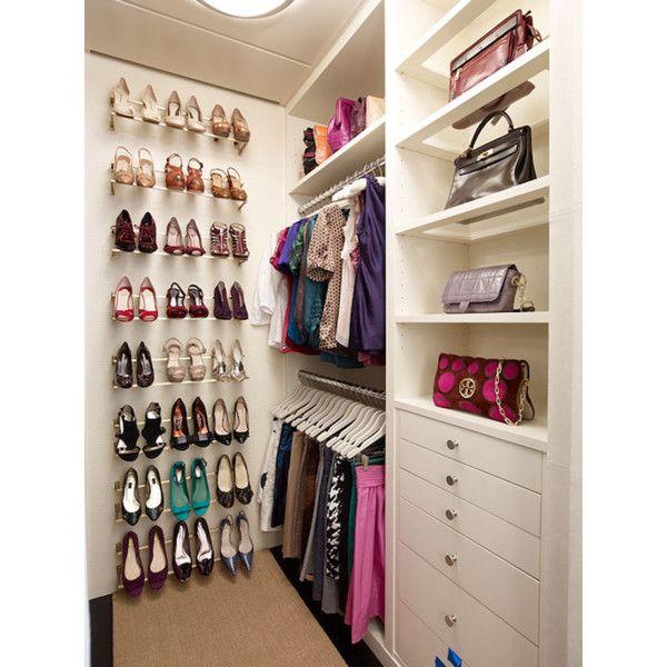 Walk In Closets : 33 Exceptional Ideas | Freshome | Schlafzimmer .