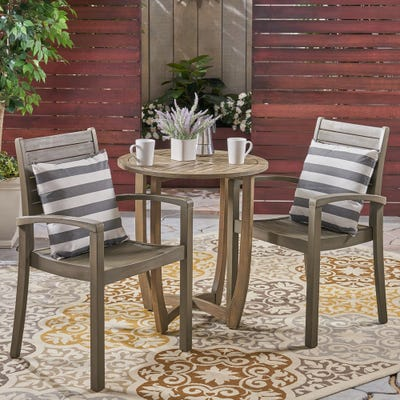 Buy Modern & Contemporary Outdoor Bistro Sets Online at Overstock .