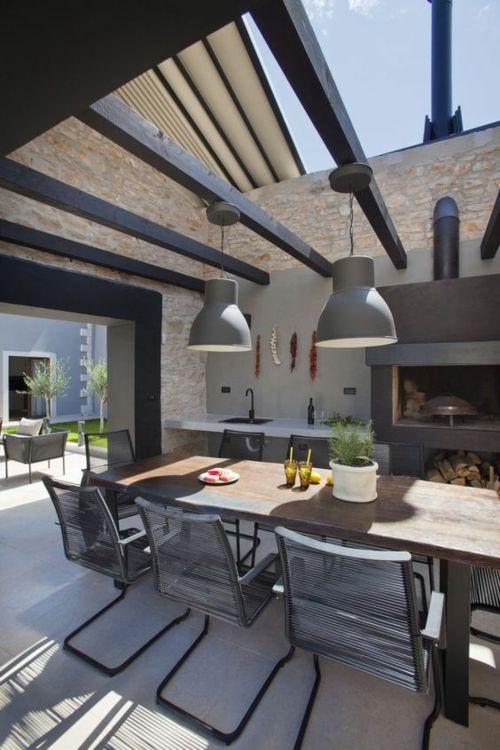 Tolle Outdoor-Küche selbst ausstatten | Wohnen im freien, Outdoor .