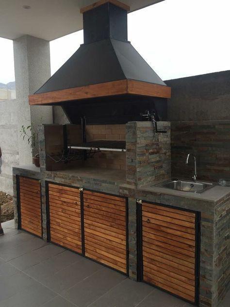 20 besten Ideen Outdoor-Küche Designs - Waste To Value Stone .