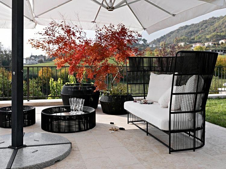 Outdoor Lounge Möbel mit italienischem Design | Outdoor lounge .