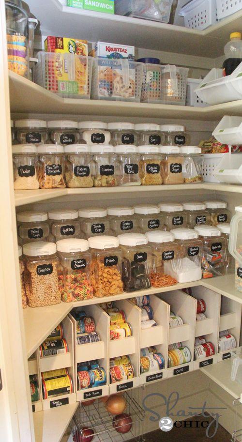 Ideas for Creating an Organized Kitchen | Home organization .