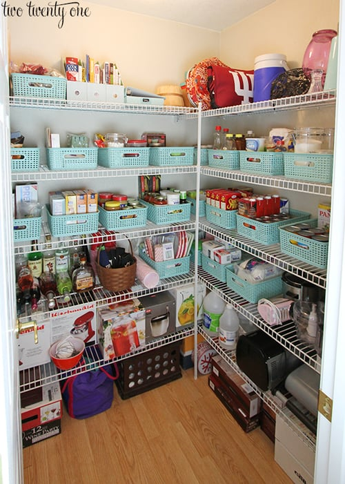 Organised pantry inspiration -Blog | Home Organisation-The .