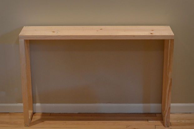 Einfach Parsons Tabelle / Konsole / Eingangsbereich Tabelle .