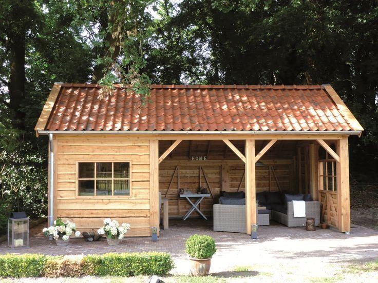 Kapschuur mit Lagerung, #gartenhaus #kapschuur #l... - #Gartenhaus .