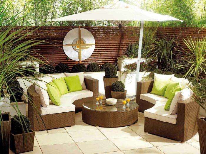 Ikea Gartenmöbel - 22 stilvolle Ideen für Ihren Außenbereich .