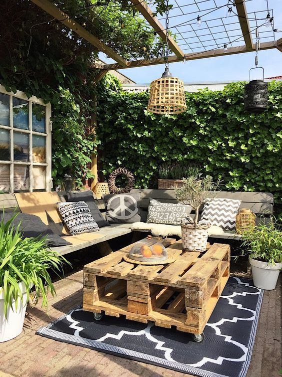 40 Best Backyards Ideas with Simple, Modern and Natural Design .