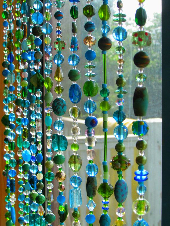 Perlen Vorhänge