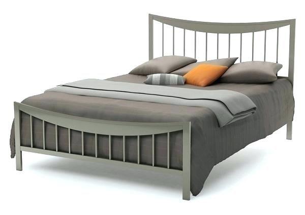 wunderbare black metal queen Bett | Furniture, Steel bed design .