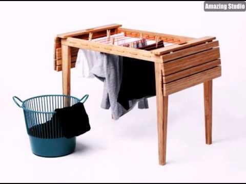 Platzsparende Möbel Super Originelle Idee - YouTu