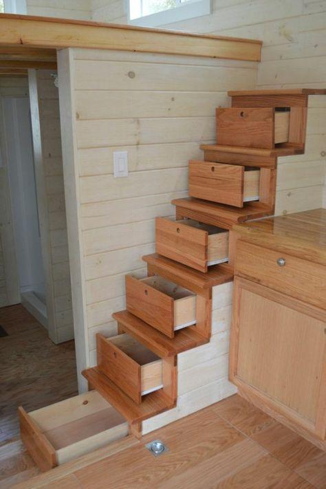 Platzsparende Möbel - wie Sie auf wenig Raumfläche bequem wohnen .