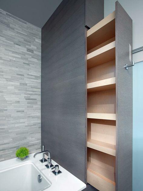 Platzsparende Möbel für Ihr Zuhause   Badezimmer renovieren .