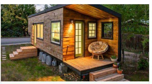 30 preiswerte Minihäuser - Würden Sie in so einem Haus wohne