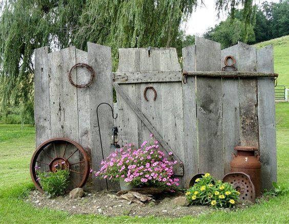 Privatsphäre Zaun Ideen