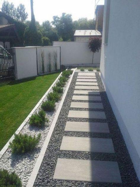 ✓53 Garten Privatsphäre Zaun Landschaftsbau Ideen mit kleinem .