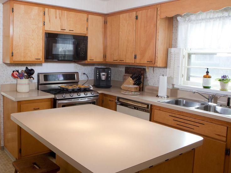 Reface Alte Küchenschränke | Kitchen cabinet remod