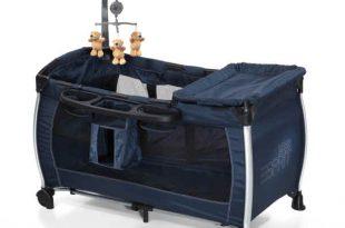 Esprit Reisebett Alu Travel 11, Navy - Buy at kidsro