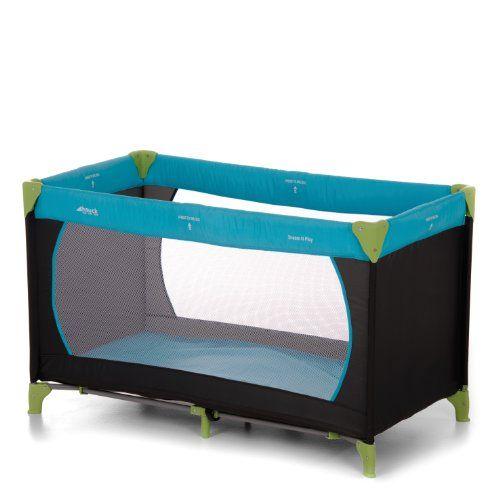 Hauck 604489 Reisebett Dream'n Play 60x120 cm water blue .