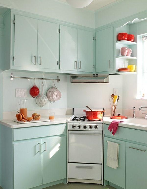 Retro Küche