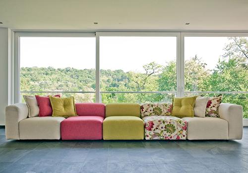 Modern Retro Sofas by Sophisticated Livi