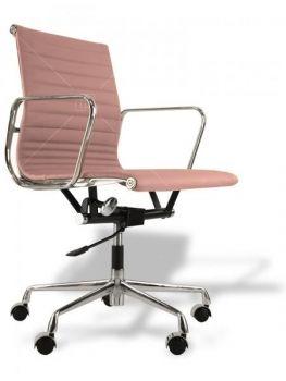 Charles Eames EA117 Rosa | Fauteuil bureau, Eames, Chaise bure