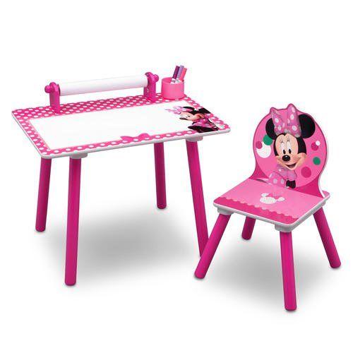 Disney Minnie Maus Schreibtisch / Maltisch Kinderschreibtisch .