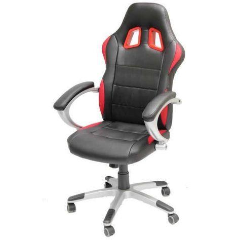 Rot Leder Computer Stuhl Design Ideen | Stuhl design, Schalensitze .
