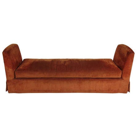 Grand Scale Custom Backless Sofa/Daybed For Sale at 1stdi