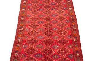 """Isabelline One-of-a-Kind Laufer Southwestern Hand-Knotted 5'2"""" x 9 ."""