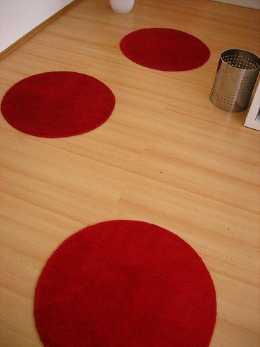 Tolle kleine runde teppiche - | Deutsche in 2019 | Cutting Boa