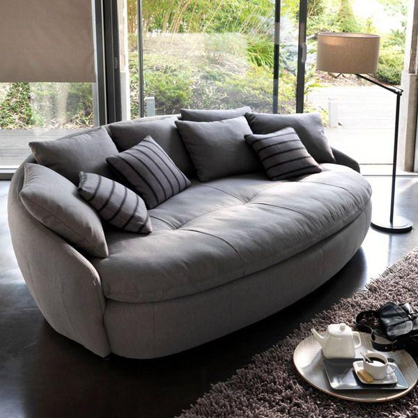Runde Sofa Stuhl Wohnzimmer Möbel   Rundes sofa, Sofa design und .