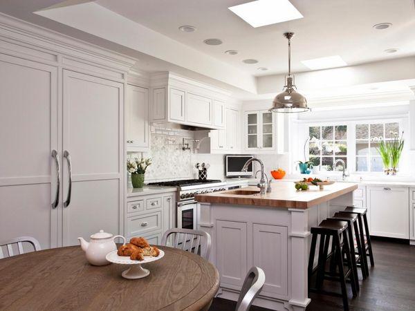 Schmücken Sie Küchenschränke mit coolen Ideen für die .