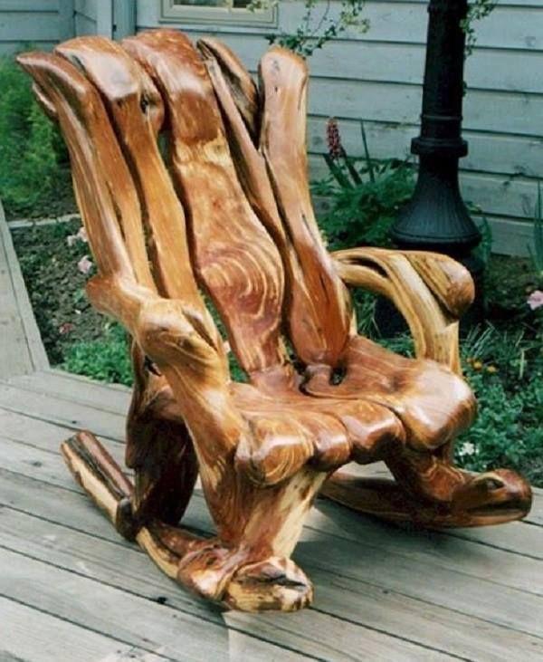 Ehrfürchtige rustikale Möbel, zum Ihres Hauses aufzuhellen .