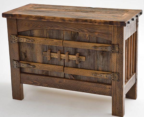 Rustikale Möbel